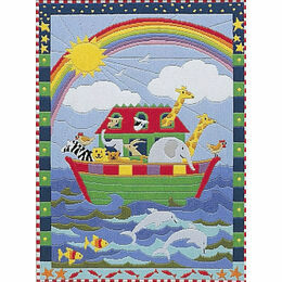 Noahs Ark Long Stitch Kit