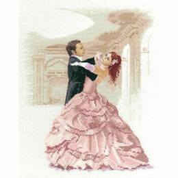 Waltz Cross Stitch Kit