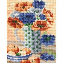 Anemones Beginners Tapestry Kit