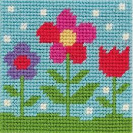 Flora Tapestry Kit