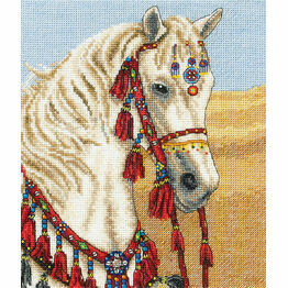 Arabian Horse Cross Stitch Kit