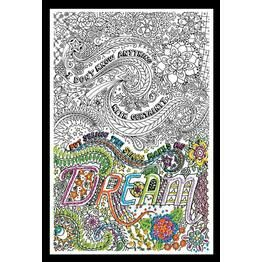 Design Works Dream - Zenbroidery Fabric Pack