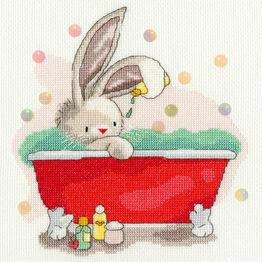 Bebunni - Me Time Cross Stitch Kit