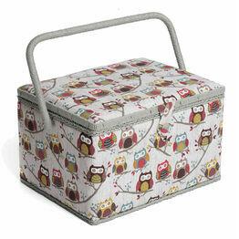 Hobby Gift Large Sewing Box - Hoot Design