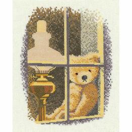 William In The Window Cross Stitch Kit