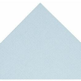14 Count Pale Blue Aida Fabric Pack (45x30cm)