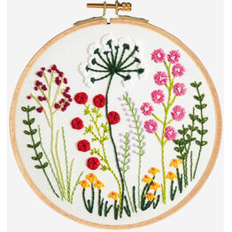 Country Classic Embroidery Kit