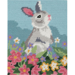 White Rabbit Beginners Tapestry Kit