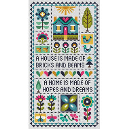 Hopes And Dreams Cross Stitch Kit