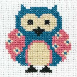 Zoe Anchor 1st Children's Cross Stitch Kit