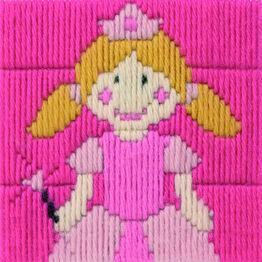 Princess Long Stitch Kit