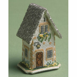 Easter in The Cotswolds 3D Cross Stitch Kit