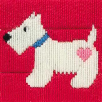 Joe Long Stitch Kit