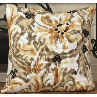 Chatelaine Cushion Panel Cross Stitch Kit