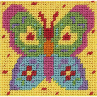 Butterfly Tapestry Kit