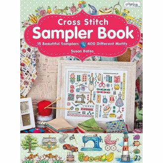 Cross Stitch Sampler Book