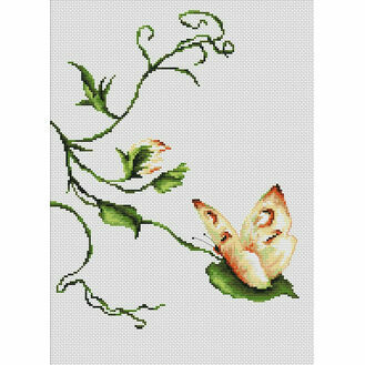 Touch Cross Stitch Kit
