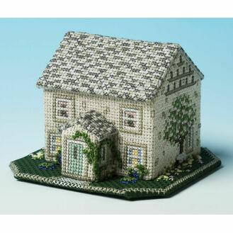 Dales Cottage 3D Cross Stitch Kit