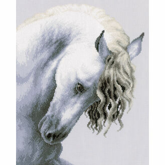 Impetuous Roan Cross Stitch Kit