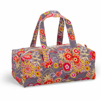 Merry Go Round Knitting Bag