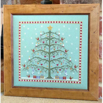 Christmas Eve Cross Stitch Kit