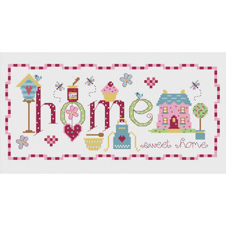 Home Baking Cross Stitch Kit