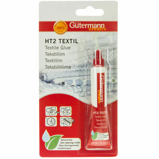 Gutermann HT2 Textile Glue (20g Tube)