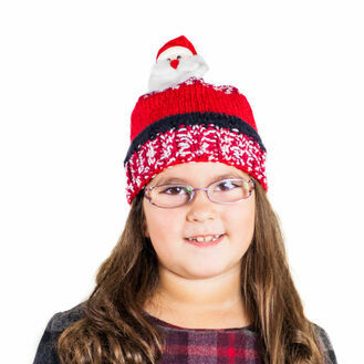 Santa Top This! Knit Kit