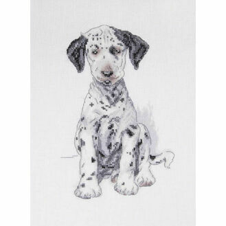 Pongo Cross Stitch Kit