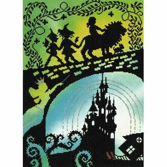 Wizard Of Oz (P) Cross Stitch Kit
