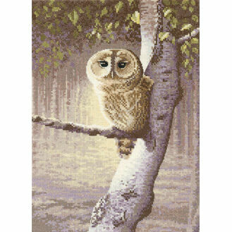 Night Watchman Cross Stitch Kit