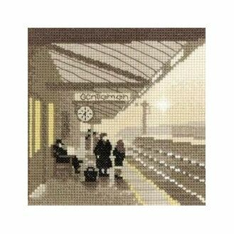 Platform Cross Stitch Kit