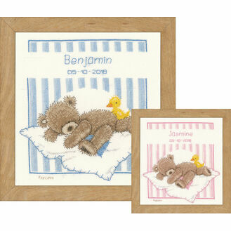 Popcorn Bear & Souffle Duck Birth Record