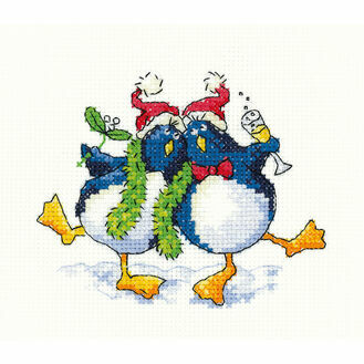 Cool Yule Cross Stitch Kit
