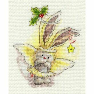 Bebunni - Angel Cross Stitch Kit