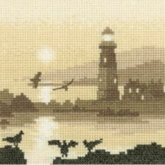 Guiding Light Cross Stitch Kit