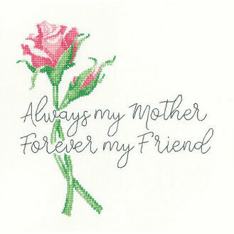 Always My Mother Cross Stitch Kit