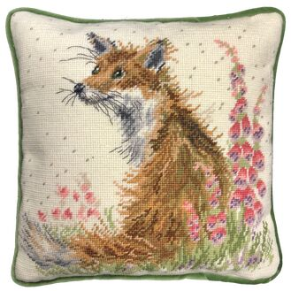 Amongst The Foxgloves Tapestry Kit
