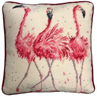 Pink Ladies Tapestry Kit