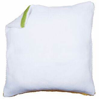 Cushion Back White Without Zipper 45x45cm