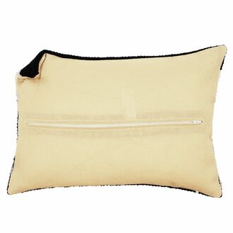 Cushion Back Natural With Zipper 35x45cm