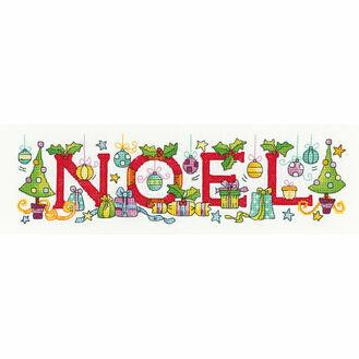 Noel Cross Stitch Kit