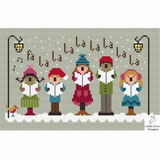 Tis The Season Cross Stitch Kit