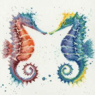 Shell We Dance? Cross Stitch Kit