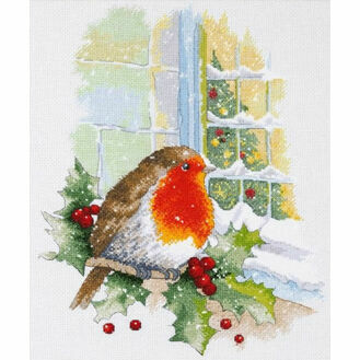 On Christmas Eve Cross Stitch Kit