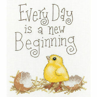 A New Beginning Cross Stitch Kit