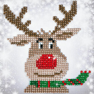 Christmas Reindeer Diamond Dotz Kit