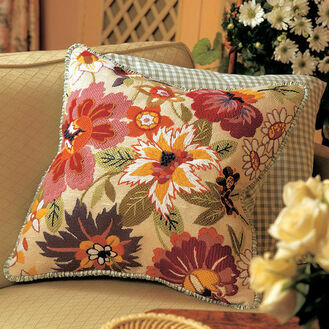 Ottoline Cushion Panel Needlepoint Kit