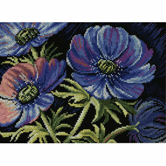Lilac Lake Cross Stitch Kit