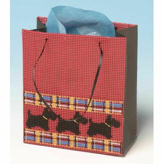 Doggy Gift Bag 3D Cross Stitch Kit